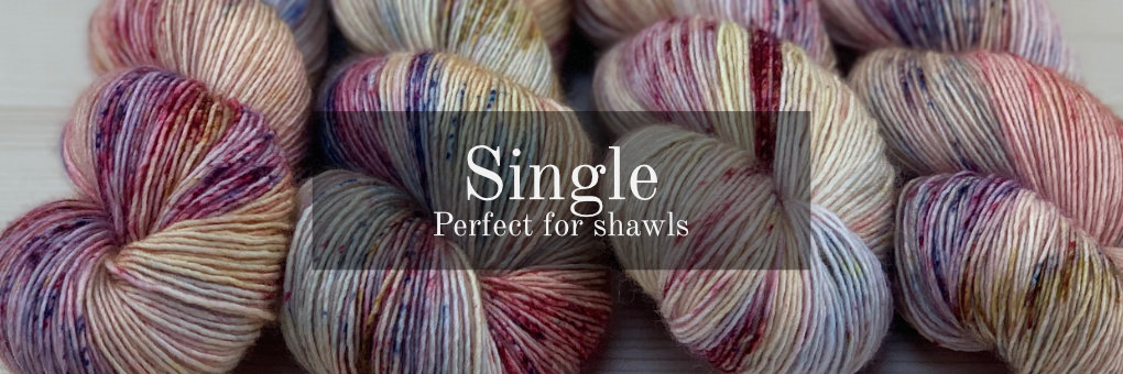 Single - perfect for shawls